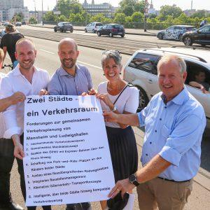 Oberbürgermeister von Ludwigshafen und Mannheim sind gefordert