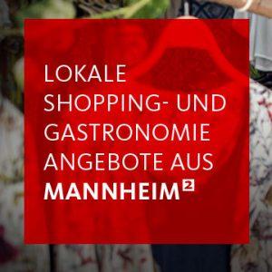 Lokale Shopping- und Gastronomieangebote