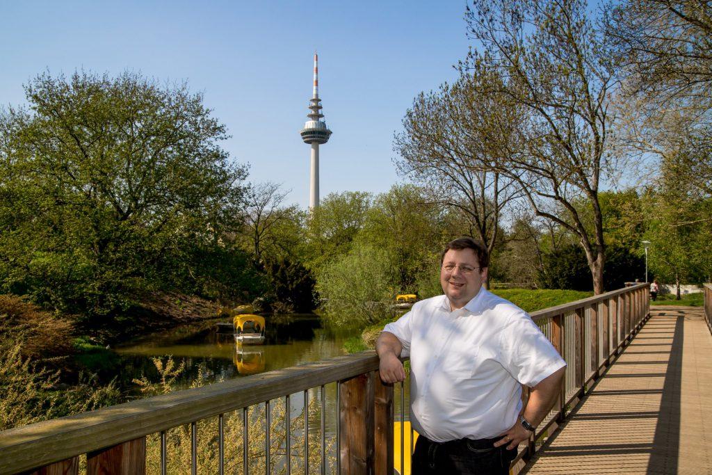 Claudius Kranz - Luisenpark