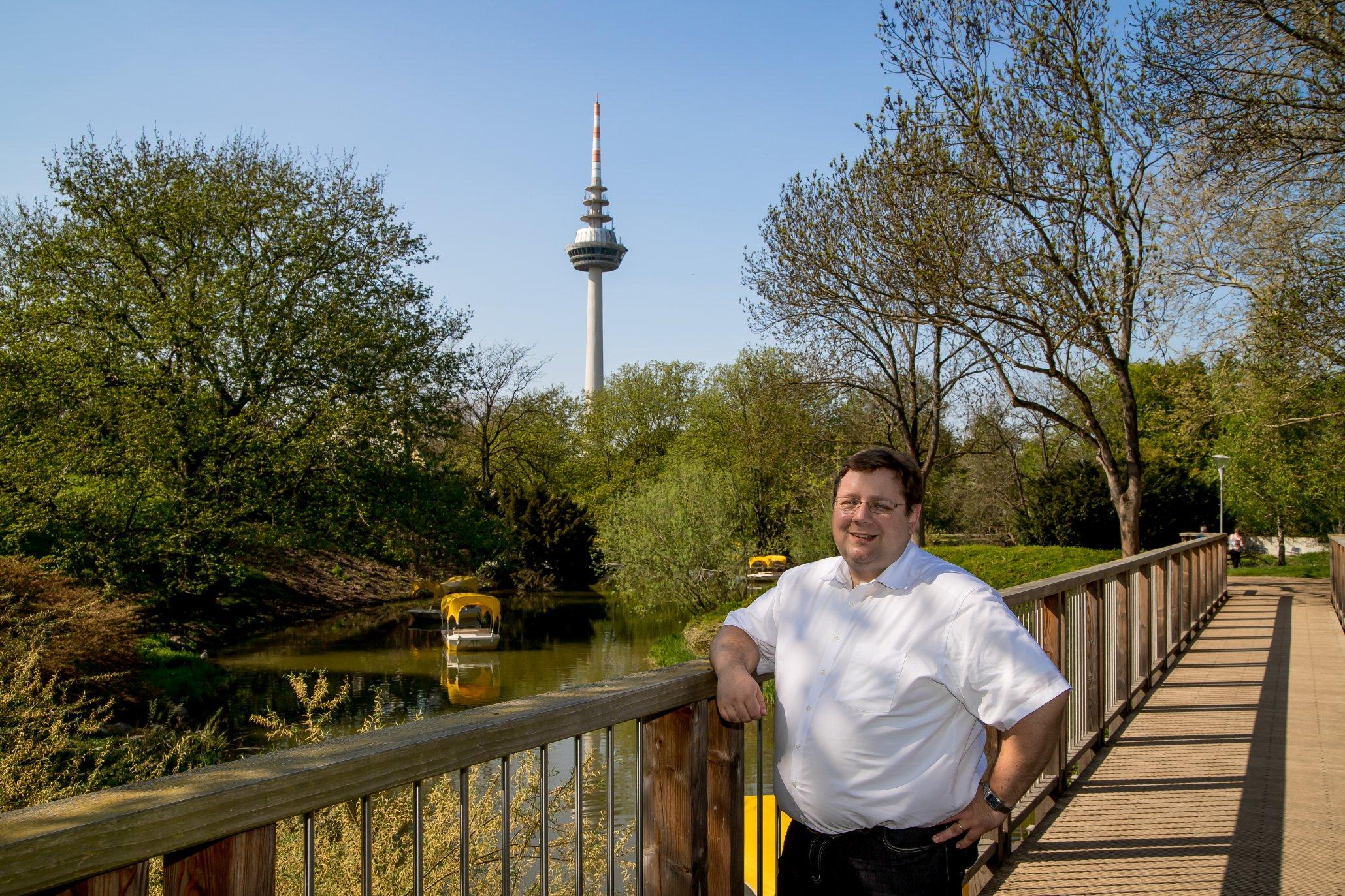CDU verurteilt Randale im Luisenpark