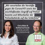 Katharina Funck und Chris Rihm