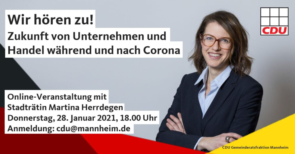 Zukunft von Unternehmen und Handel während und nach Corona