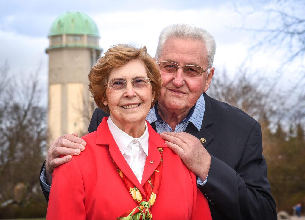 Marianne und Wolfgang Seitz