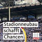 Stadion-Neubau