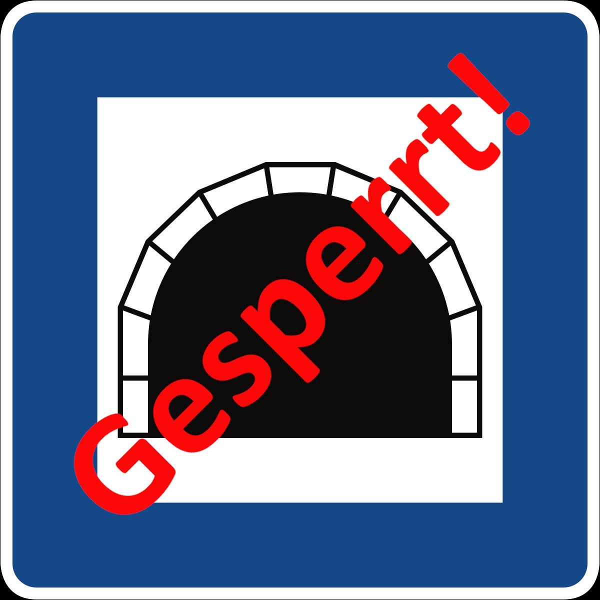 Read more about the article Kein Verkehrsversuch während Fahrlachtunnel-Sperrung!
